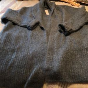 Long Jcrew Sweater